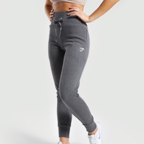 GYMSHARK WOMENS HIGH WAISTED JOGGERS